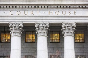 go to court for an auto accident