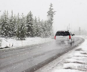 ice-related car accidents