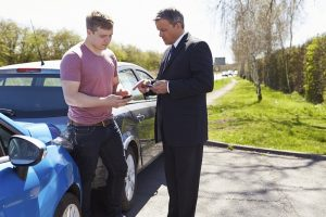 determining liability in rear-end car accidents